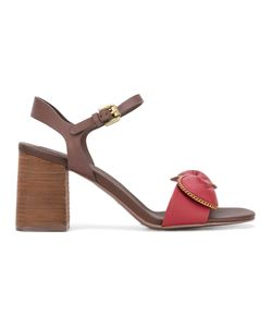 See by Chloé | Chain-Embellished Sandals Size 38.5