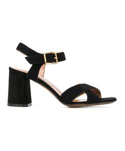 L'Autre Chose | Cross Strap Heeled Sandals Size 37