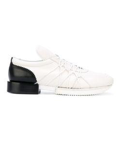 A.F.Vandevorst   Elastic Lace-Up Sneakers