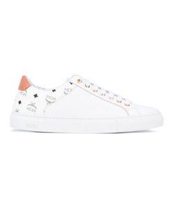 MCM | Monogram Sneakers 37