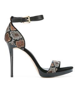 Michael Michael Kors   Embellished Sandals 8.5