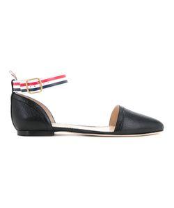 Thom Browne | Ankle Strap Ballerinas Women