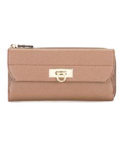 Salvatore Ferragamo | Zip Around Wallet Calf Leather