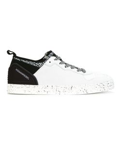 Hogan Rebel | Speckled Heel Trainers 7