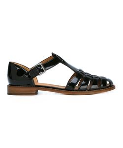 Church's | Woven Front Sandals 40