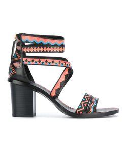 Ash | Papaya Sandals Size 38