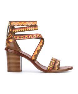 Ash | Papaya Sandals Size 39