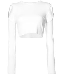 Opening Ceremony | Cut Detail Crop Top