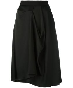 Chalayan | Enveloped Skirt 44 Acetate/Viscose