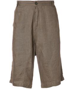 Denis Colomb | Raj Shorts Small Linen/Flax
