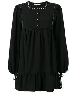 Amen | Studded Trim Dress Size 46