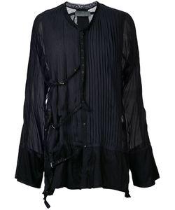 Di Liborio | Pleated Shirt Size 52