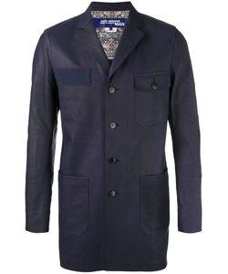 Junya Watanabe Comme Des Garçons   Man Multi-Pockets Midi Coat Size