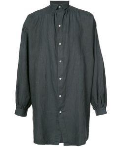 Horisaki Design & Handel | Sheer Long Shirt