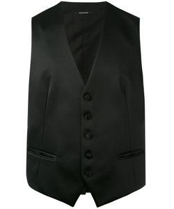 Tagliatore | Classic Buttoned Waistcoat 52
