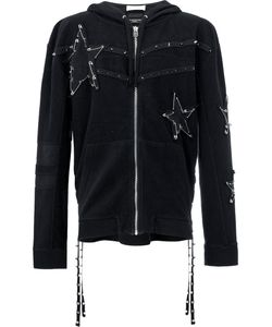 Faith Connexion | Pin Embellished Stars Hoodie