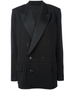 A.F.Vandevorst   Pointed Lapels Double-Breasted Jacket Size Small