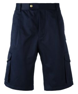 Moncler Gamme Bleu | Multi Pockets Logo Patch Shorts 3
