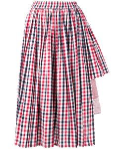 Victoria/Tomas | Checked Skirt Size 38