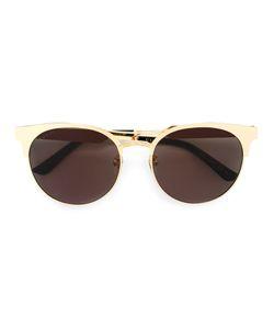 Gucci Eyewear | Round Shaped Sunglasses Metal Other