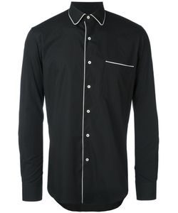 Gabriele Pasini   Contrast Detail Shirt