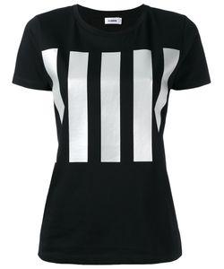 Jil Sander | Vertical Stripe T-Shirt Size Large