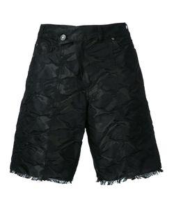 A.F.Vandevorst   Crumpled Shorts L