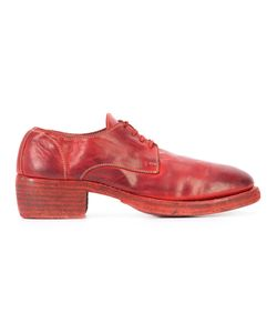 Guidi | Classic Derby Shoes Size 36