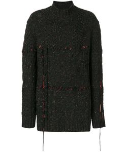 Damir Doma | Textured Oversized Sweater