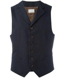 Brunello Cucinelli | Pinstripe Waistcoat 52