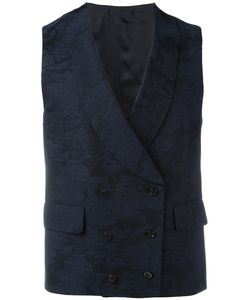 Gabriele Pasini   Embroidered Waistcoat Size 48