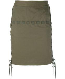 Chalayan | Corded Mini Skirt S