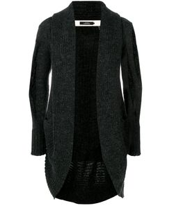 A New Cross | Spherical Shaped Cardigan