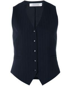 Victoria Beckham   Striped Waistcoat