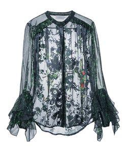 Preen by Thornton Bregazzi | Printed Shirt Small Silk/Viscose