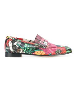 Paul Smith | Print Loafers