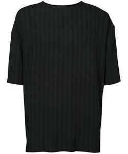 Chapter | Tonal Stripes T-Shirt L