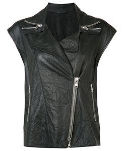 Sylvie Schimmel | Sleeveless Biker Jacket