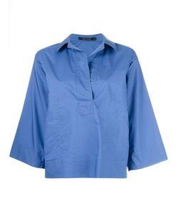 Sofie D'hoore   Boxy Pocket Blouse 44 Cotton