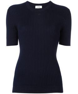 Courrèges | Ribbed Knit T-Shirt Size 2