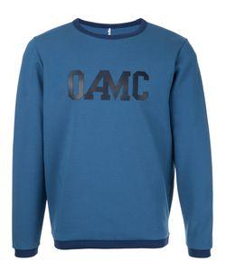 Oamc | Logo Print Jumper