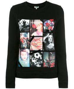 Kenzo | Photo Print Sweatshirt Xs