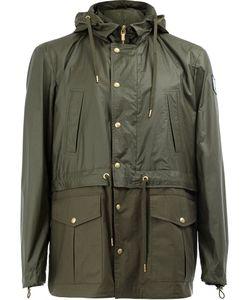 Moncler Gamme Bleu | Hooded Field Jacket Size 2
