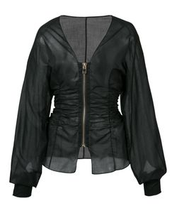 Alexandre Vauthier | Fitted Zip Jacket Size 36
