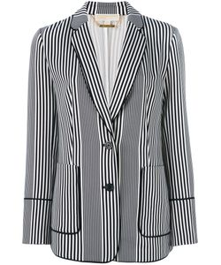 Michael Michael Kors   Striped Blazer 8