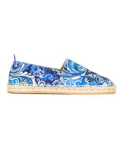 Etro | Abstract Print Espadrilles 44