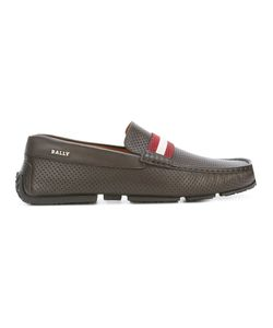 Bally | Perforated Loafers Size 9