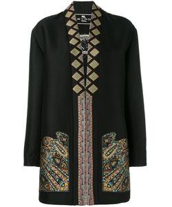Etro | Embroidered Coat