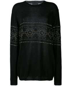 Laneus | Studded Pattern Sweatshirt Men 52