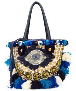 Figue | Mediterranean Tuk Tuk Tote Bag